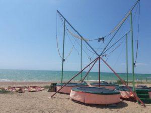 Пляж Орловка Крым