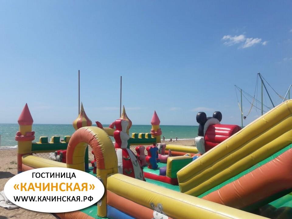 Крым Севастополь пляжи