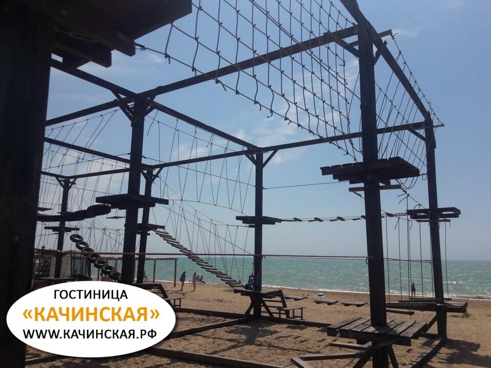 Пляжи города Севастополь