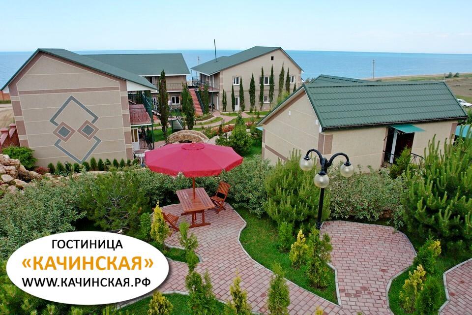 Гостиницы Севастополя на берегу