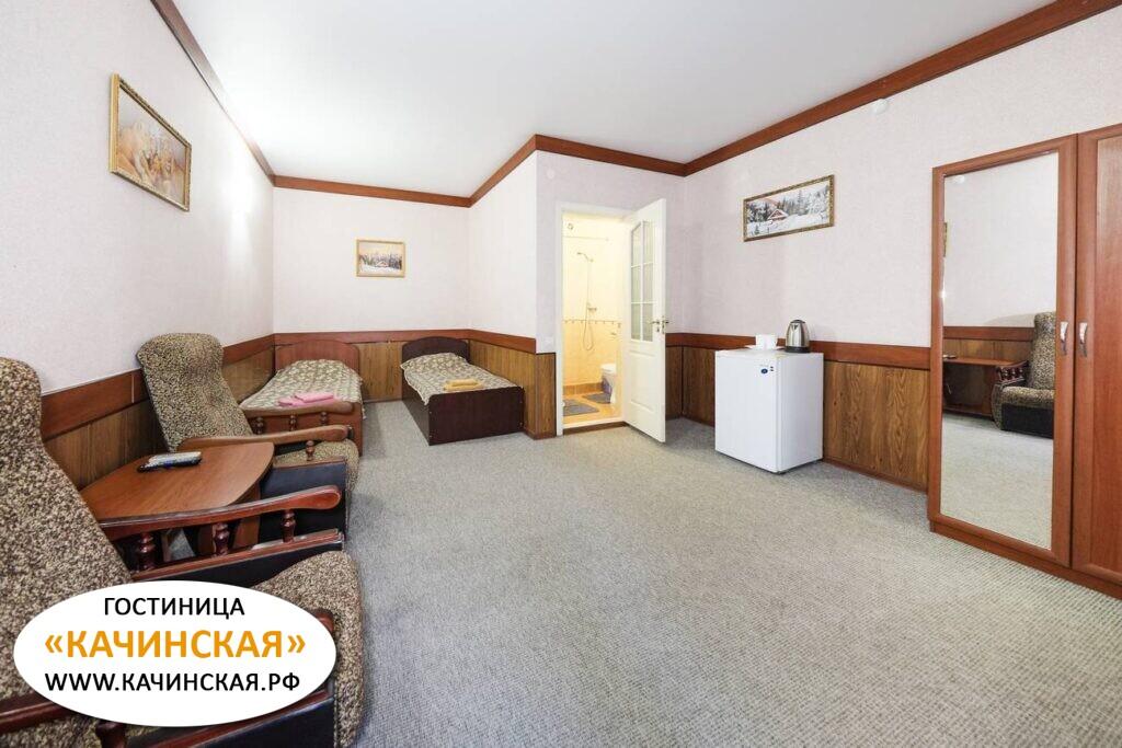 Гостиница Качинская Орловка Отдых в Крыму