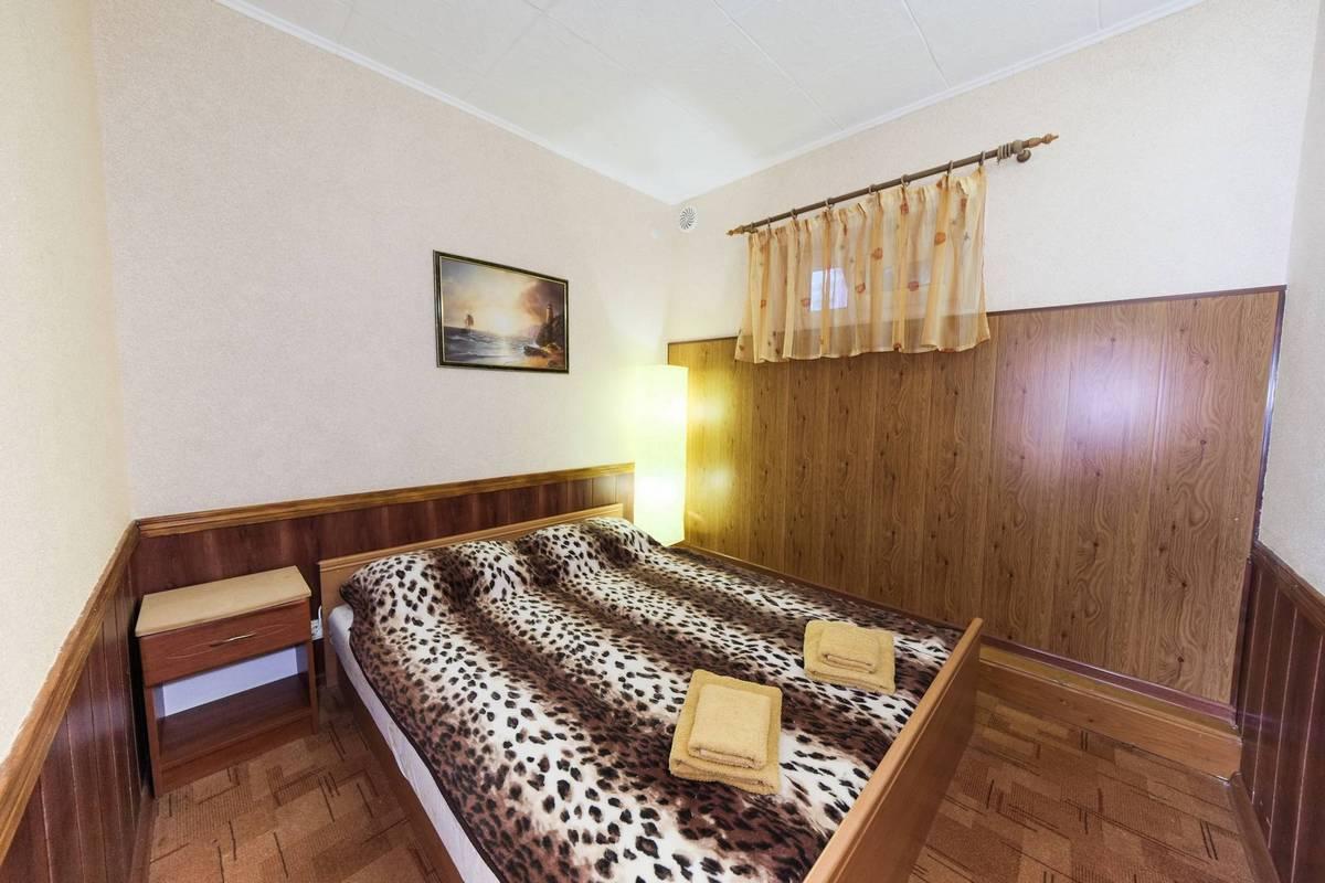 Гостиницы рядом с Севастополем