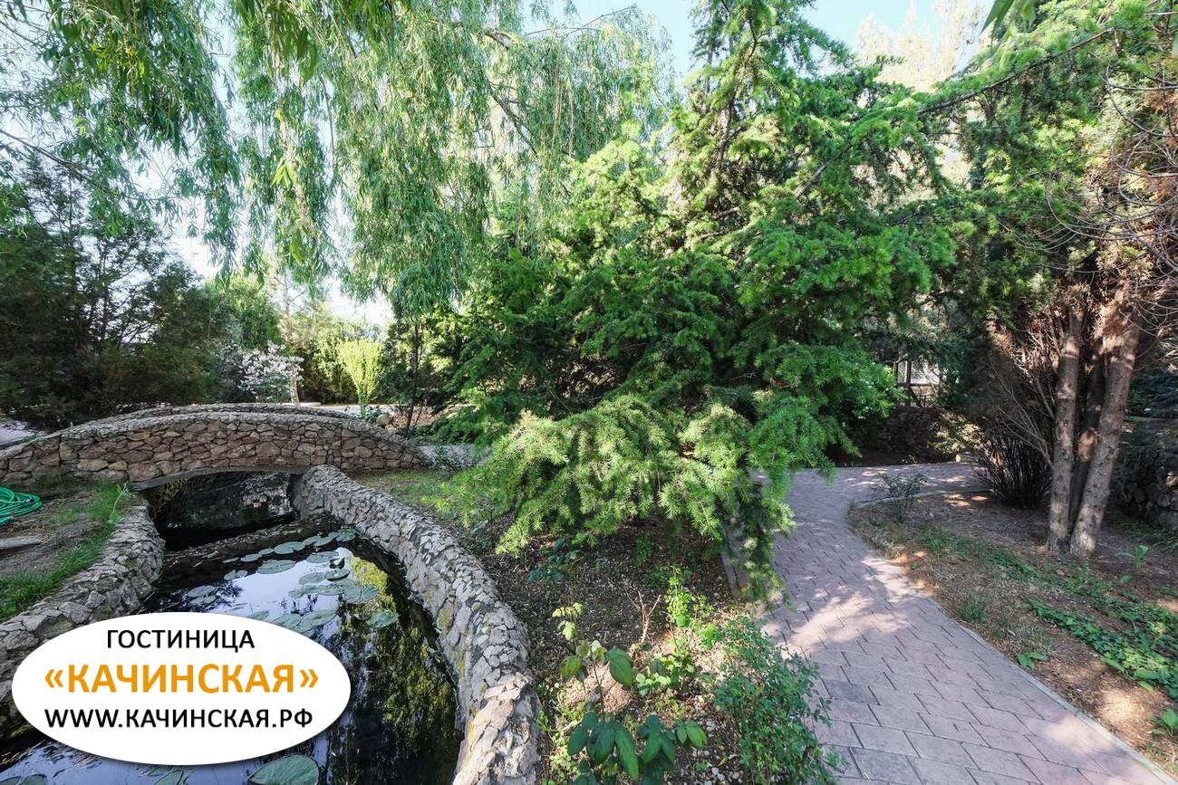 Орловка гостиница Качинская гостиница  Севастополь